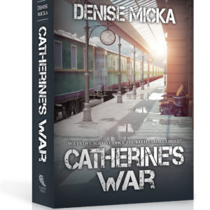Catherines War Cover