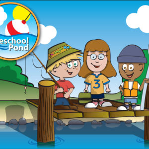 preschool-pond